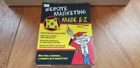 Website Marketing Made EZ New Sealed Fast Shipping Software