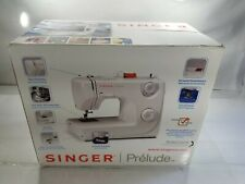 New Singer 8280 Prelude Sewing Machine Factory Sealed in Box NIB Buttonhole #33