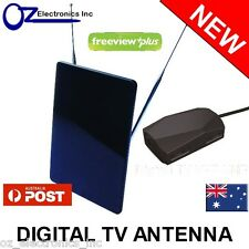 Greentek Digital HD TV indoor Active Amplified Antenna FREEVIEW PLUS AUSTRALIA