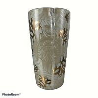 Starbucks 2020 Holiday Christmas Coffee Ceramic Cup Tumbler 598