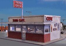 Blair Line HO Yard Cafe Or Highway Cafe Laser Cut Wood Building 2006