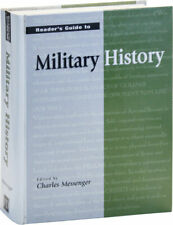 Ch. Messenger READER'S GUIDE TO MILITARY HISTORY 1st ed 2001 Massive Reference