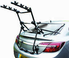 HIGH REAR MOUNTED 3 BIKE CYCLE CARRIER WITH EASY-FIT CRADLES & STRAPS BC2000