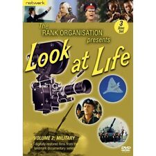 Look at Life volume two 2. Military. 3 discs. New sealed DVD.