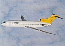 Condor Boeing 727-200 Europe-jet Airline Airplane Postcard
