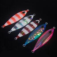 5 Micro Jigs Butterfly Metal Jig Fishing Lure 60g Snapper Jigging Tuna Lures