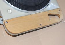 THORENS TD 124 MK I MKII Tonearm Board Base Tonarm Brett mit Schrauben komplett