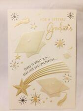 Graduation Card by Hallmark New! Send The Very Best.
