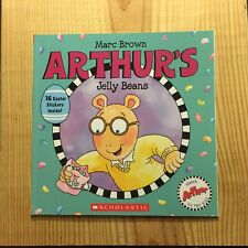 Arthur's Jelly Beans by Marc Brown