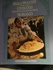 Couscous and Other Good Food from Morocco by Wolfert and Paula Wolfert (1987,...