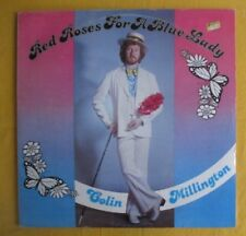 Colin Millington (Australian country music) Lp - Red Roses For A Blue Lady