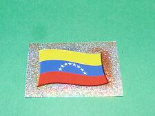 N°17 BADGE ECUSSON VENEZUELA PANINI FOOTBALL COPA AMERICA 2007