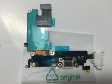 ORIGINAL iPHONE 6+ 6plus CHARGING PORT DOCK CONNECTOR  Flex Mic Audio Jack WHITE