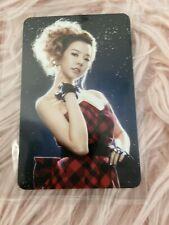 SNSD Sunny first japan tour japan JP  official photocard Kpop K-pop u.s seller