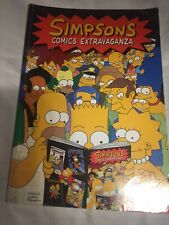 Simpsons Comics Extravaganza (2006) First Edition Acceptable Condition