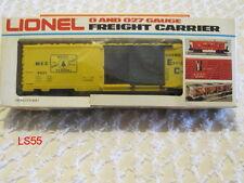 VINTAGE LIONEL MODEL TRAINS RAILROAD MAINE CENTRAL BOX FREIGHT CAR 6-9421 RARE