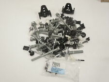 Audi A6 C7 Front Bumper Fixing Kit Bolts Screws New Genuine 4G0098623A