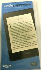 "NEW Amazon Kindle Paperwhite (10th Gen) 32GB Wi-Fi 6"" Waterproof TWILIGHT BLUE"