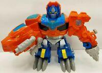 Transformers Rescue Bots Optimus Primal T-Rex Playskool Heroes 2013