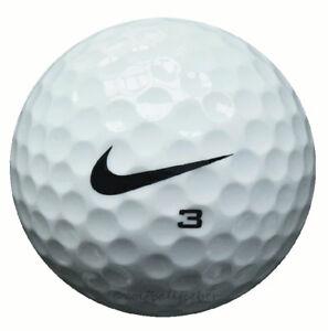 40 Nike One Vapor Mix Golfbälle im Netzbeutel AAAA Lakeballs Bälle Golf