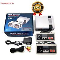 Mini Console NES Retro 620 Jeux inclus Anniversaire Edition Nintendo + Av Output