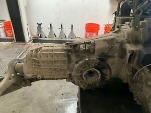 Porsche 911 996 C4 1999-2001 Manual Transmission Gearbox G96.30