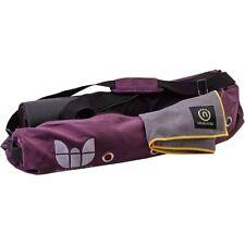 "Natural Fitness Warrior Yogo Pro Yoga Mat Bag Purple Size 7"" D x 27"" L x 8"" H"
