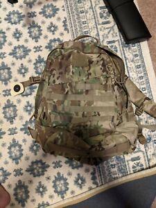 London Bridge Trading LBT-1476A Three Day Assault Pack MULTICAM USA seal sf bag