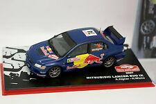 Ixo Presse Rallye Monte Carlo 1/43 - Mitsubishi Lancer EVO IX 2007