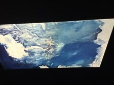 "Chang Dai-Chen ""Viewing Waterfall"" Chinese Guohua Expressionist Art 35mm Slide"