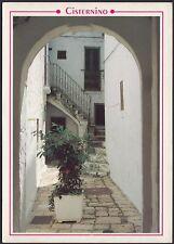 AA5695 Brindisi - Provincia - Cisternino - Centro Storico - Cartolina - Postcard