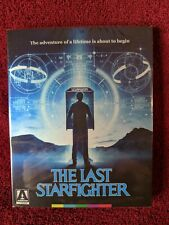 (Blu-ray) LAST STARFIGHTER (Arrow Video Special Edition with Slipcover) SEALED