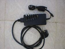 ALIMENTATORE GBC MODEL EA1050A-120+ CAVETTO-TENSIONE DI USCITA 12 VOLT/5 AMPER