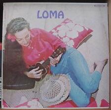 EDDIE LUND PRESENTS LOMA ET SES COPAINS TAHITI RECORDS