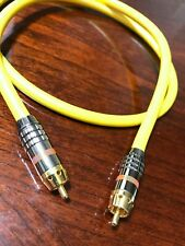 """Digital Coaxial 75ohm Tributary Video digital Cable 39"""" inches"""