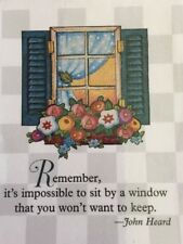Mary Engelbreit Handmade Magnet-Remember, It's Impossible