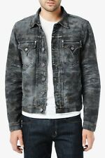 Hudson Jeans Heritage Limited Edition Men's Denim Jacket Made in USA $300 NEW XL