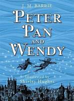 Peter Pan and Wendy illustrated by Shirley Hughes Paperback Book