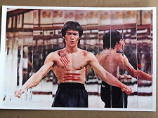 PHOTO BRUCE LEE COLLECTION N°  25 - OPERATION DRAGON