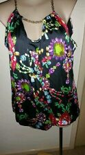 City Chic Casual Floral Plus Size Tops & Blouses for Women