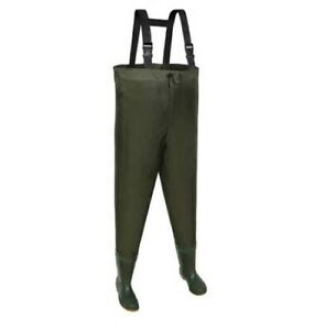 Allen 11868 Brule River Size 8 Chest Fishing Waders