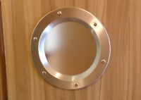 Vision Door Panel//Port Hole//Vision Panel Stainless Steel
