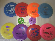 NEW DISC GOLF INNOVA BUILD YOUR OWN STARTER SET 8 PACK. CUSTOM MADE JUST 4 YOU!