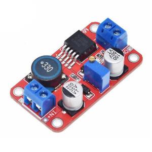 5A XL6019 High-Power Adjustable DC-DC Step Up Power Module Volt Converter