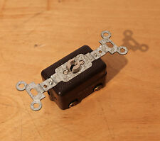 Key Locking Power Switch Cooper Arrow Hart Corbin ON-OFF 2 way 20A 120V