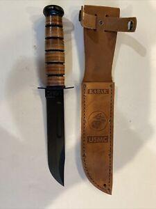 KA-BAR USMC 1217 COMBAT KNIFE