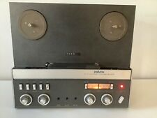 Revox A77 Mk IV Reel to Reel Tape Recorder 2 Track - Working