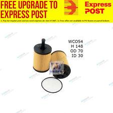 Wesfil Oil Filter WCO54 fits Volkswagen Golf 1.9 TDI Mk5,2.0 TDI Mk5,2.0 TDI