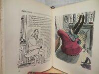 Maupassant boule de suif dimanches d'un bourgeois de Paris gravures de Falké