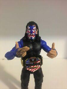 Jeff Hardy WWE Mattel Elite Wrestling Action Figure Series 67 Chase Variant